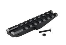 Plastic Gun Accessories of rifle/airsoft 5KU AK rear sight rail/Gun Protective 5KU AK rear sight Rail GZ22-0061