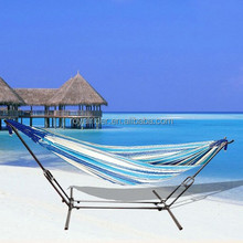 Double Hammock With Steel Frame Stand Set & carry bag