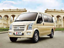 Dongfeng well-being C37 mini van bus for sale hot in Iran Market