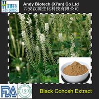 10:1 100% Natural Black Cohosh Root P.E
