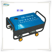 Portable Powerful 1.6KW 1-6MPa Parts Washer Carpet Cleaning Machine Car Engine Cleaning Machine Water Jet