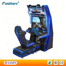 Funshare 2015 new hot arcade games car race game simulator arcade racing car game machine