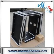 16 Space Shock Aluminum Road Flight Case 16U rack cases