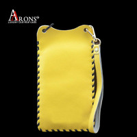 Pouch Style leather phone case cover for samsung note 3 case