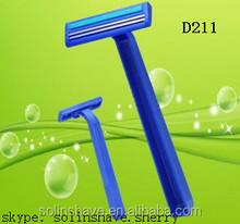 D211 shaving BLADE razor Hojas de Afeitar