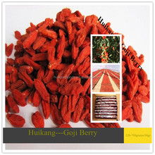 100% pure natural Ningxia dried goji berry
