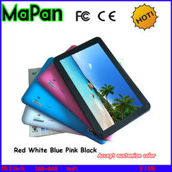 Cheapest electronic mini tablet pc 10.1 inch, quad core atm7029 android mini laptop cheap price