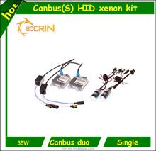 Best Price for 35W h1 h7 h4 h13 6000K 8000K canbus xenon hid kit