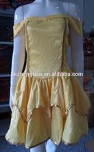 china proveedor de disfraces de halloween traje de adultos sexy traje de princesa