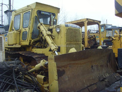 used condition japanese D7G bulldozer for sale / shanghai secondhand bulldozer with excellent working condition