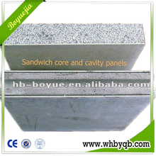 CE 1SO9001 approved high quality concrete eps foam wall panel