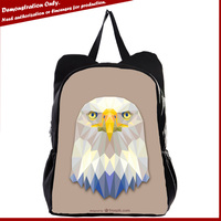 Factory custom printing custom made backpack for travelling