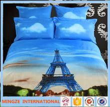 Famous Brand Bedding Set 3D Luxury Style Cotton Bedding Set