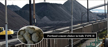 Portland cement clinker in bulk Vietnam