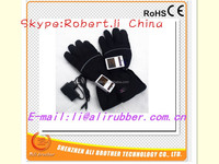 For Outdoor Sport 3.7V- 7.4V Rechargeable Li-on Battery Operated Electric Heated Gloves