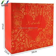 Custom Wedding Paper Bags in Ancient Chinese Style