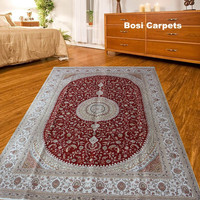 new persian fashion handmade silk rug hand knotted silk rugs on sale