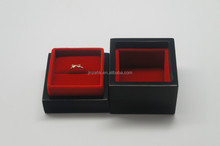 2015 antique wooden jewelry ring box