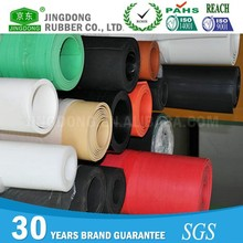 Factory 30 Years Direct All Kinds Of Inudstrial Rubber Sheet(NR/NBR/EPDM/Butyl/CR)