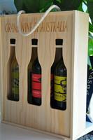 Wood box ,wine box,wholesale exquisite wooden wine box