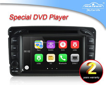 Car DVD with GPS for Mercedes Benz CLK W209 good quality & hot selling