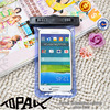 Factory supplier cell phone accessories for Samsung, waterproof phone bag case for galaxy note 5