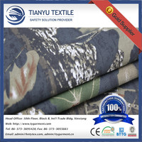 Cotton Camouflage Canvas Fabric Cotton Duck Fabric with Camo Printing