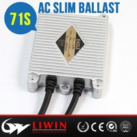 liwin newest good quality 24v55w hid slim ballast for cars Atv car light lamp motorcycle