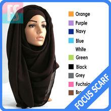 wholesale plain maxi muslim hijab 92colors