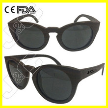 2015 custom bamboo men high quality glasses mp4 and hinge wood with logo free