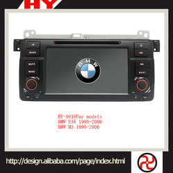 Auto Electronics China wholesale cheap car dvd 2 din for BMW E46 1998-2006