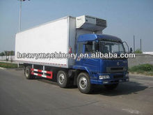 CKD cargo dry van box truck body/ cargo van truck/ckd refrigerated truck body