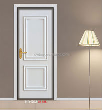 JOY white color internal solid wooden room door