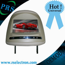 New arrival 9 inch headrest car dvd player with cheap price