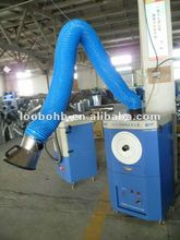 Intelligent PLC contral Mobile Welding gas scrubber/smoke absorber from source