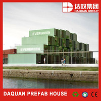 Hot Sale Cheap Prefabricated 20ft Container Hotel