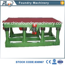 Resin Molding Machine, Vibratory Compaction Table in Metal Casting Foundry