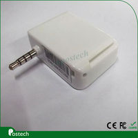 MCR01 EMV mobile 3.55mm jack audio wireless electronic payment device