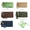Women Wallets Hot Fashion Mix Color Multifunctional PU Leather Clutch Lady Purse Phone bag (LCHWP29)