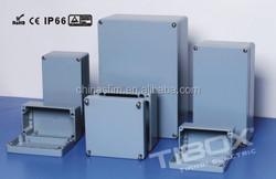 PCB electrical aluminium extrusion enclosure