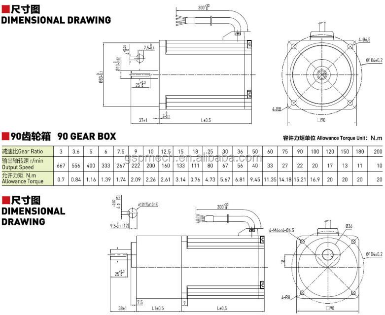 24V/310V alpak induction motor 2hp induction motor explosion proof