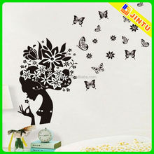Modern design removable wall stickers home decor
