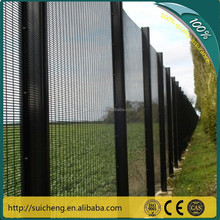 Galvanized 358 Fence/Powder coated fence/High density wire mesh fence (Factory)