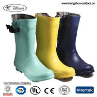 Women Rubber Overshoes,Rubber Galoshes,Fashion Rubber Rain Boots