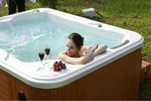 Home or outdoor luxury jet with tv cheap whirlpool bathtub for sale