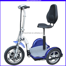 For Old People Powerful 500W motor Moped Three wheel Electric Scooter