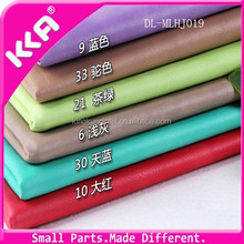 popular coloful vinyl imitation leather/raw material for making bag in China