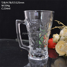 high quality disposable tea coffee or juice glass mugs