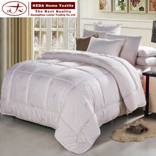 2015 wholesalers alibaba China factory hotel home textile wool bed comforter