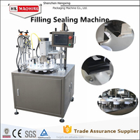 Hot Sale Soft Plastic Tube Filling Sealing Machine CE Approved